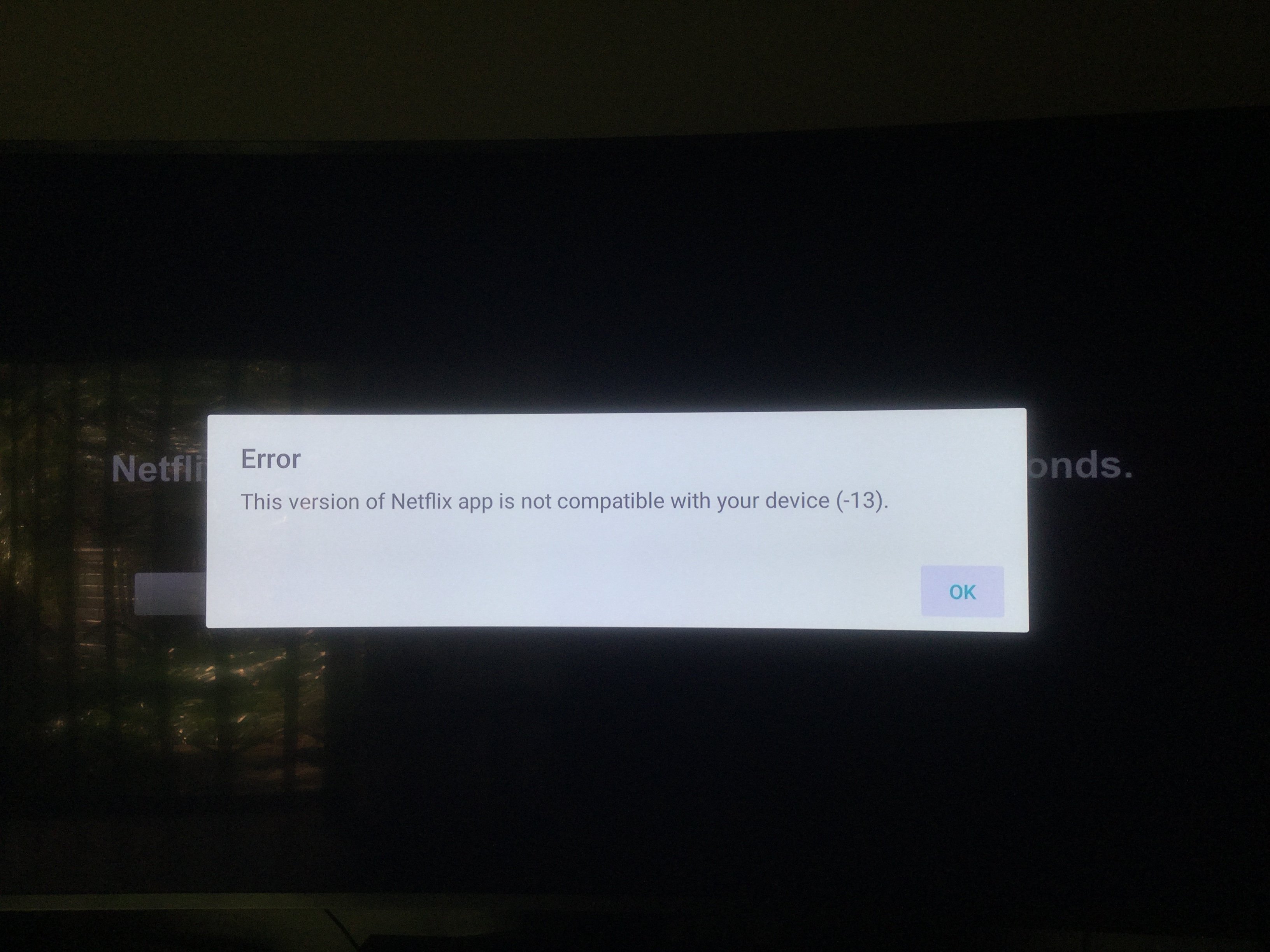 Cant play netflix latest version - MyGica Product Reviews